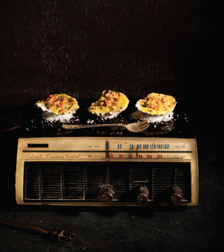 hot oysters on radio