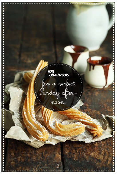 Churros: A perfect midsummer sunday snack!