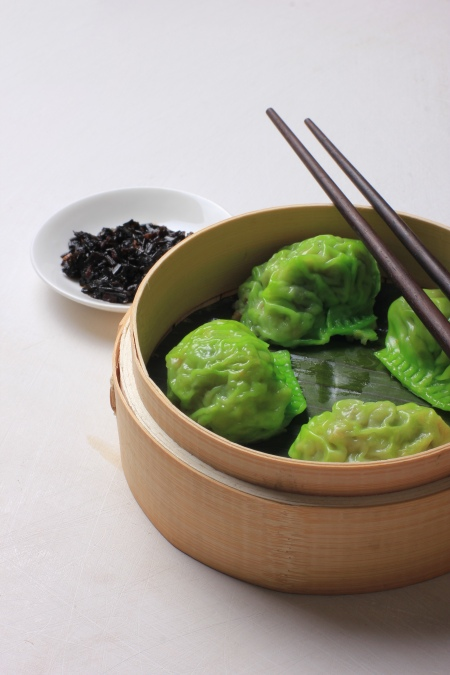 Dimsums made in Heavem